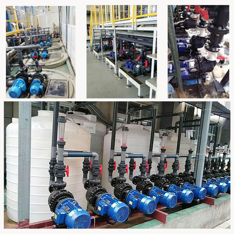 废水提升泵案例图