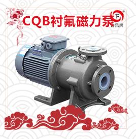 氟塑料磁力泵产品型号